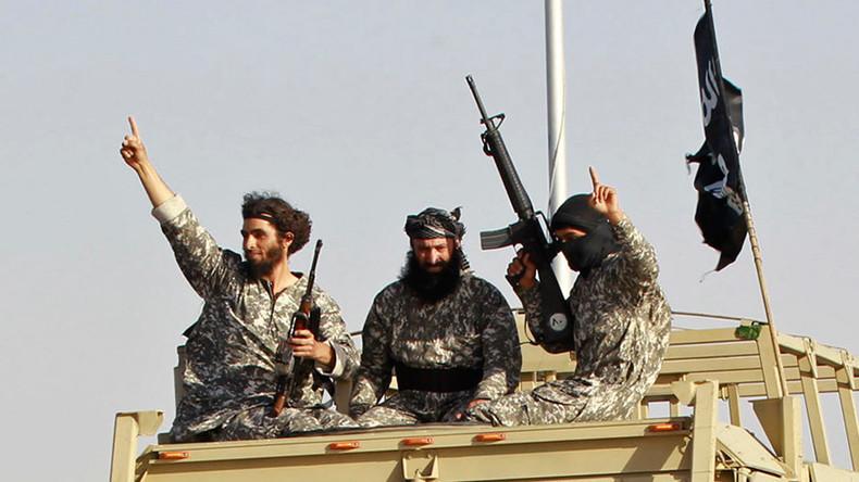 Selon les autorités britanniques, Daesh compte lancer des attaques chimiques massives au Royaume-Uni