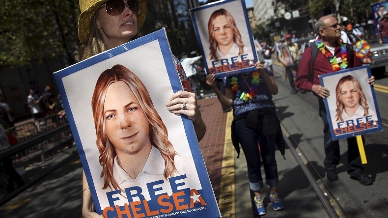Barack Obama réduit la peine du lanceur d'alerte Chelsea Manning qui sera libérée en mai