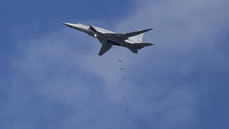 Syrie : des bombardiers russes à longue portée frappent Daesh près de Deir ez-Zor