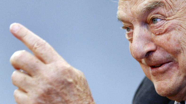Le régulateur néerlandais révèle «par erreur» le pari baissier de Soros sur les marchés financiers