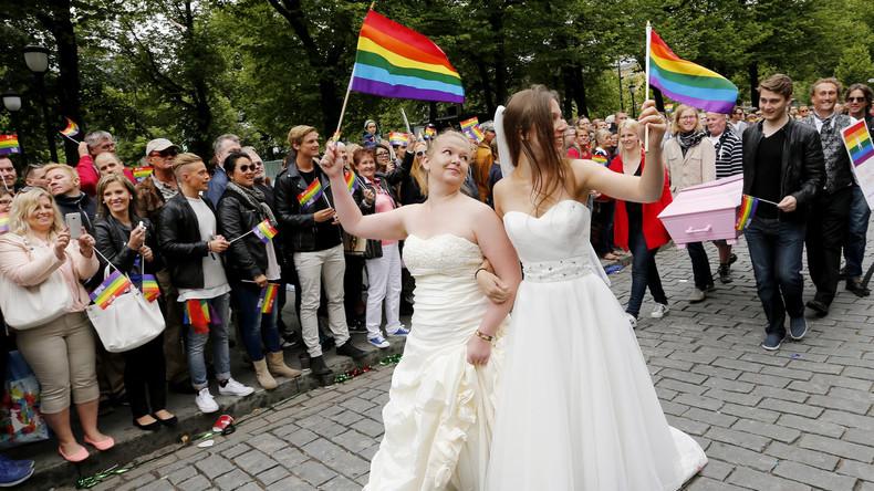 Mariage gay : o en est-on dans le monde ? - a m'intresse