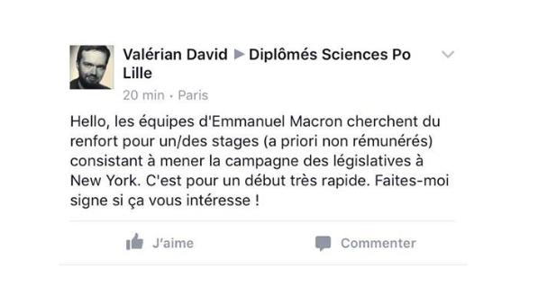 Présidentielle : l'appel du pied de Macron aux Français de l'étranger
