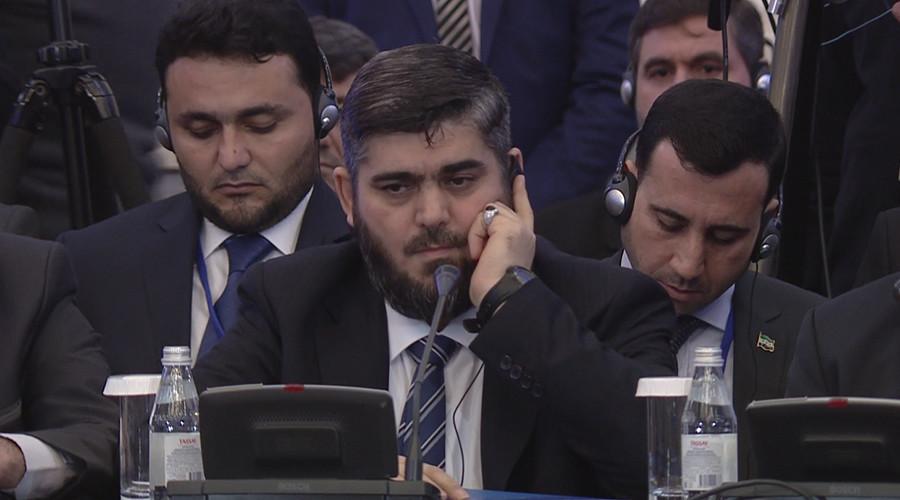 Astana : ouverture des négociations pour le règlement du conflit en Syrie