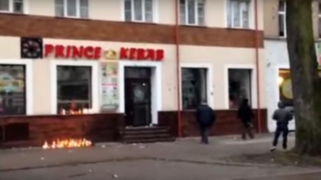 Pologne : émeutes xénophobes après le meurtre d'un Polonais dans un kebab d'Elk