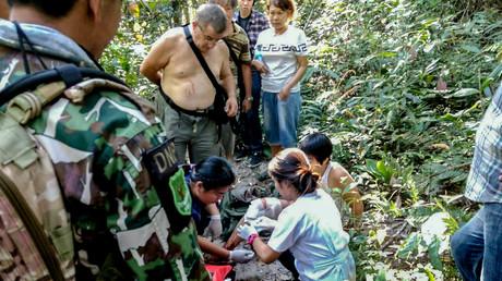 Le selfie, sport extrême ? Une touriste française mordue par un crocodile en Thaïlande