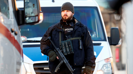 Un policier allemand (archive)