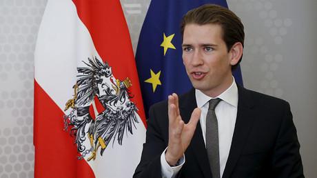 L'Autriche entend profiter de la présidence de l'OSCE pour alléger les sanctions antirusses