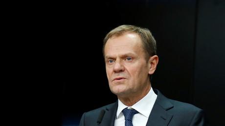 Donald Tusk, ancien Premier ministre polonais, est Président du Conseil européen depuis 2014, et se montre assez critique avec son pays d'origine