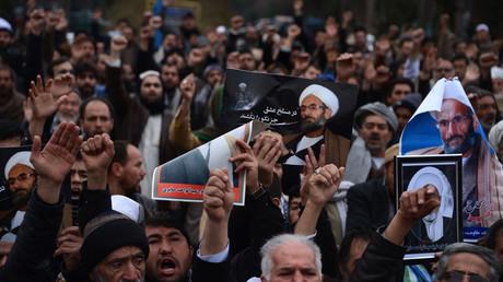 «Mort à Daesh» : des chiites manifestent contre l'EI en Afghanistan