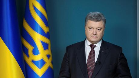 Le président ukrainien Petro Porochenko, photo ©Reuters
