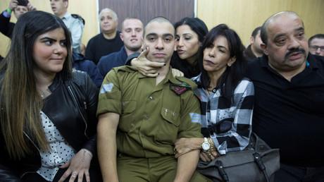 Le Premier ministre israélien en personne a apporté son soutien au soldat ayant tué un Palestinien désarmé