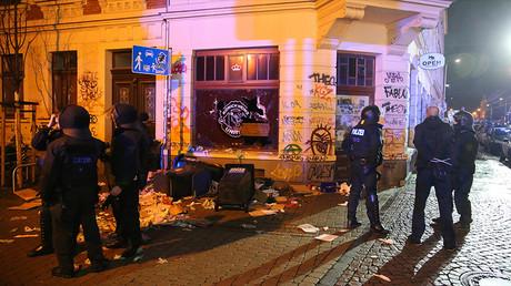 Allemagne de l'Est : certains politiciens privés de locaux en raison d'attaques répétées