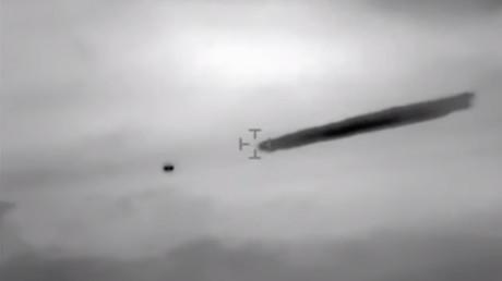 L'armée chilienne a rendu publique la vidéo d'un objet volant non identifié