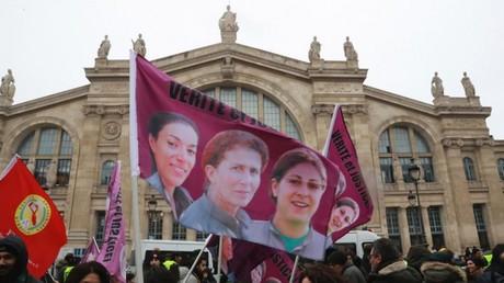 Quatre ans après, le meurtre des trois militantes kurdes à Paris n'a toujours pas été résolu