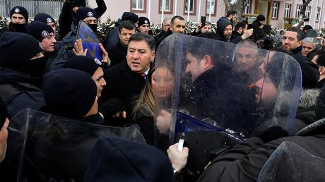 Turquie : une manifestation contre le renforcement des pouvoirs du président violemment réprimée