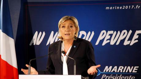 Marine Le Pen, partisane d'un «Frexit», est un danger existentiel pour l'Europe selon le Crédit Suisse
