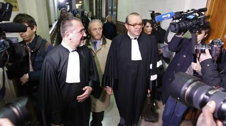 Guy Wildenstein  et ses avocats
