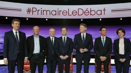 Une primaire et sept candidats