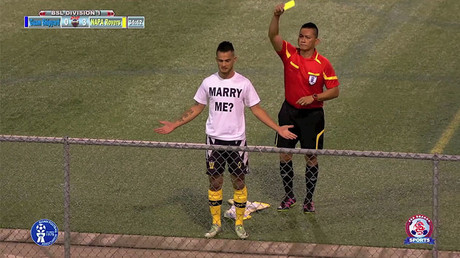 Football, mariage... et carton jaune sur l'île de Guam