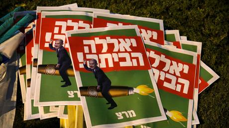 Les Israéliens ont appelé Benjamin Netanyahou à démissionner alors que celui-ci fait l'objet de plusieurs enquêtes pour corruption