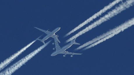 Un vol Air France a failli percuter un cargo égyptien au-dessus de Gand le soir du 31 décembre