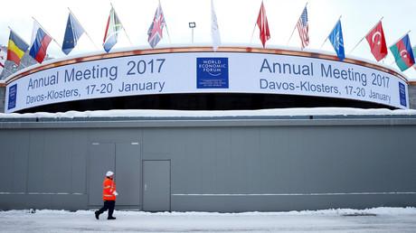 Le 47e Forum économique mondial s'ouvre à Davos