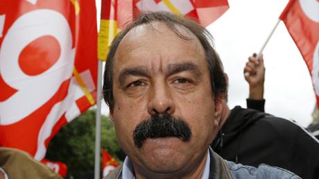 Gifle à Manuel Valls : Philippe Martinez dénonce une justice à deux vitesses