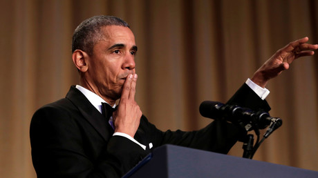 Le discours devant la presse de Barack Obama, 2016