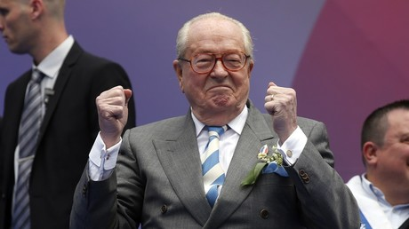 La justice donne raison à Montebourg et estime que le Pen a bien «fait l'éloge de laGestapo»