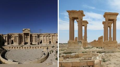 Daesh détruit deux nouveaux joyaux architecturaux de Palmyre