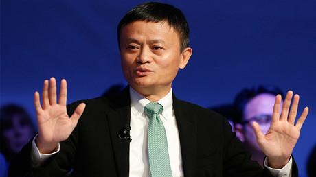 Personne ne «vole» votre travail, vous dépensez trop en guerres : le fondateur d'Alibaba aux USA