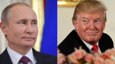 Donald Trump et Vladimir Poutine ne devraient pas se rencontrer avant plusieurs mois, a annoncé le porte-parole du Kremlin