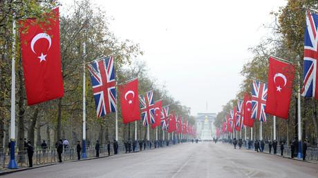 Le Royaume-Uni a vendu près de 60 millions d'euros d'armes à la Turquie depuis le putsch raté