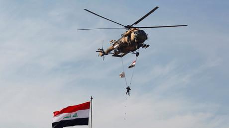 Le petit-fils de Saddam Hussein accuse les Etats-Unis et l'Iran de «contrôler Daesh»