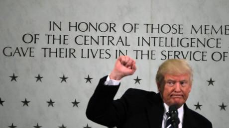 L'exercice demandait de la modération : Donald Trump en aura fait, comme à son habitude, un show politique - ce qui n'a pas plu à John Brennan, ancien directeur de la CIA