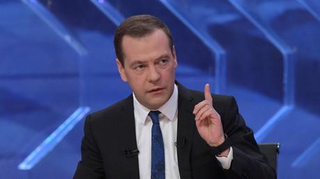 Selon Medvedev, il est temps de balayer l'illusion de la levée imminente des sanctions anti-russes