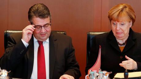 Sigmar Gabriel a fortement critiqué Angela Merkel en vue des législatives de septembre