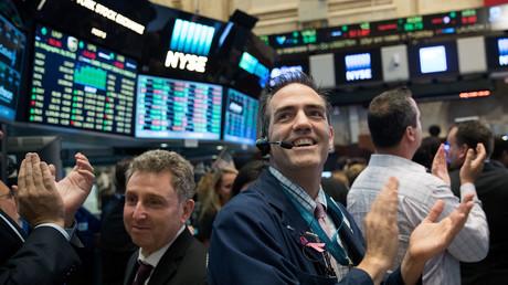 «Make Wall Street great again»: pour la première fois, le Dow Jones passe le cap des 20 000 points