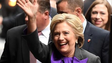 Hillary Clinton, bientôt de retour dans la politique ?