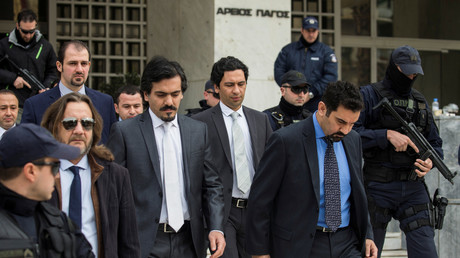 La Grèce n'extradera pas les huit soldats turcs qui ont fui après le coup d'Etat