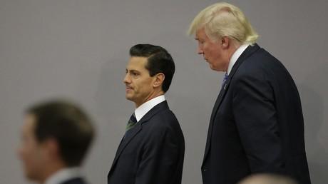 Le président mexicain confirme qu'il ne se rendra pas à Washington pour rencontrer Trump
