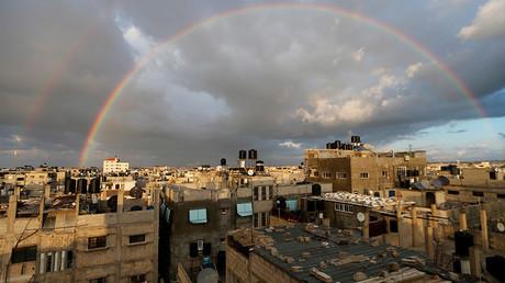La bande de Gaza