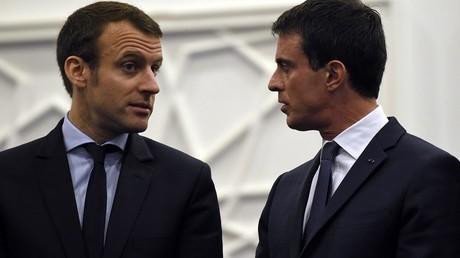 Emmanuel Macron et Manuel Valls : meilleurs ennemis ?