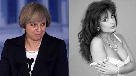 La Maison Blanche a-t-elle confondu le Premier ministre britannique avec l'actrice porno Teresa May?