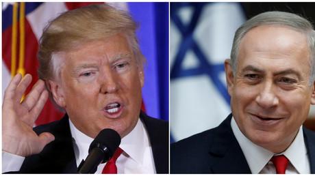 Netanyahou apprécie grandement le projet de construction du mur de Trump avec le Mexique