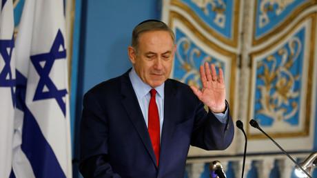 Benyamin Netanyahou estime que le transfert d'une