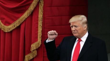 Le président des Etats-Unis, Donald Trump