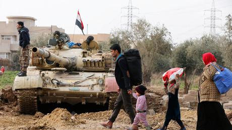 La libération de Mossoul n'est pas encore acquise, et les combattants de Daesh semblent déterminer à utiliser tous les recours pour ralentir la progression de l'armée irakienne