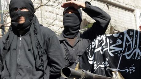 Des islamistes de Jabhat Fateh al-Cham
