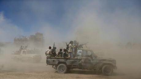 Le Yémen, janvier 2017.